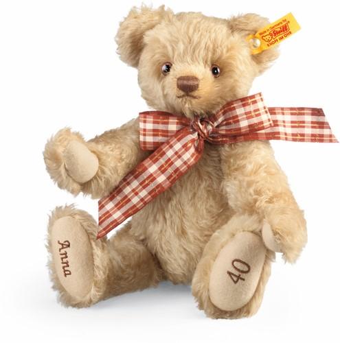 Steiff Celebration Teddy bear, blond - 27cm