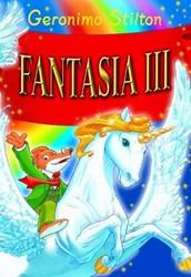 Kinderboeken  Geronimo Stilton leesboek Fantasia 3