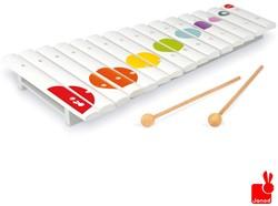 Janod  Confetti houten muziekinstrument Xylofoon maxi