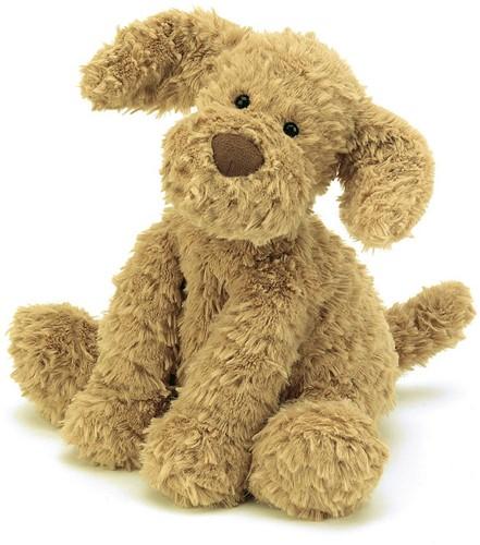Jellycat knuffel Fuddlewuddle Puppy Medium 23cm