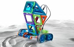 Geosmart constructie speelgoed Mars Explorer - 33 onderdelen