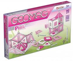 Geomag  constructie speelgoed Panels Pink 142 pcs