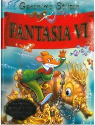 Kinderboeken  Geronimo Stilton leesboek Fantasia 6