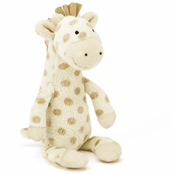 Jellycat  Georgie Giraffe Squeaker Toy - 21 cm