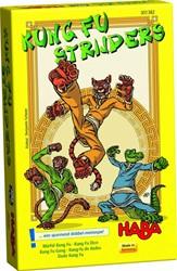 Haba  kinderspel Kung fu strijders 301382