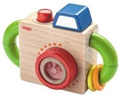 Haba  leerspel Baby-fototoestel