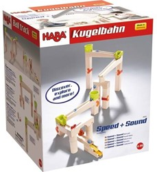 HABA Knikkerbaan - Basisdoos - Speed & Sound