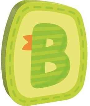 HABA Houten letter B