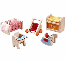HABA Little Friends - Poppenhuismeubels Kinderkamer