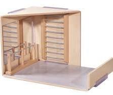 Haba  Little Friends houten poppenhuis Turn- en balletschool
