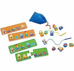 Haba  leerspel Rijgfiguur Lievelingsspeelgoed
