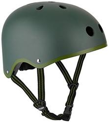 Micro  loopfiets accesoires Helm Groen - maat S