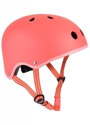 Micro  loopfiets accesoires Helm Roze - maat M