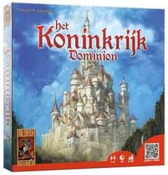 999 Games spel Het Koninkrijk Dominion