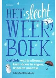 Kinderboeken  doeboek het slecht weer boek ontdek wa