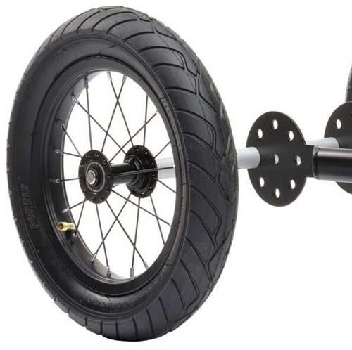 Trybike Steel - trike kit zwart