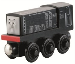 Thomas and Friends  houten trein Diesel