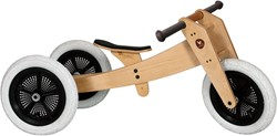 Wishbonebike  houten loopfiets 3 in 1 bike hout