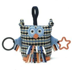 Jellycat  pluche knuffel Toot Owl - 15 cm