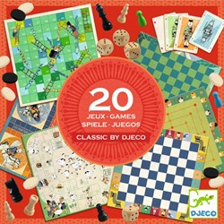 Djeco spel 20 Classical games