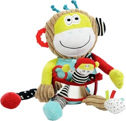 Dolce Toys Play and Learn Monkey