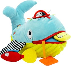 Dolce Toys Play and Learn Whale