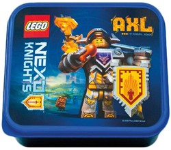 LEGO Nexo Knights kinderservies Lunchbox