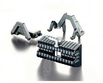 Siku 1:32 Adapter set met frontgewicht