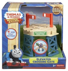 Thomas and Friends  houten gebouw Thomas WR Elevated crossing