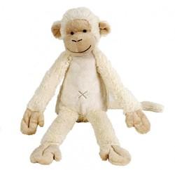 Happy Horse  pluche dieren knuffel Ivory Monkey Mickey no. 2 - 43 cm