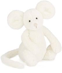 Jellycat  Bashful Cream Mouse Medium - 29 cm