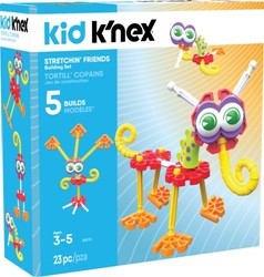 K'nex - Kid - constructie - Stretchin' Friends