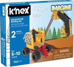 K'nex - constructie - Building set Excavator