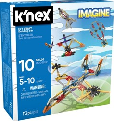 K'nex - constructie - Fly Away