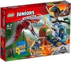 LEGO Juniors Ontsnappen aan de pteranodon 10756