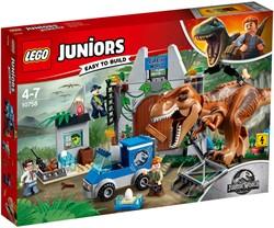 LEGO Juniors T. rex ontsnapping 10758