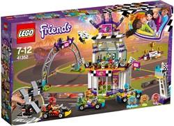 LEGO Friends De grote racedag 41352