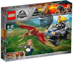 LEGO Jurassic Achtervolging van Pteranodon 75926