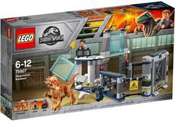 LEGO Jurassic Ontsnapping van Stygimoloch 75927