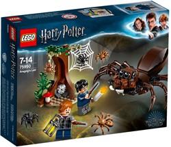 LEGO Harry Potter Aragog's schuilplaats 75950