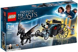 LEGO Harry Potter Grindelwald's ontsnapping 75951