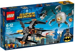 LEGO Super Heroes Batman verslaat Brother Eye 76111