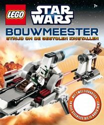 LEGO Star Wars boek Strijd om de gestolen kristallen