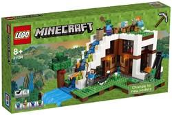 Lego  Minecraft set De watervalbasis (21134)