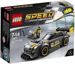 Lego  Speed Champion set Mercedes-AMG GT3 (75877)