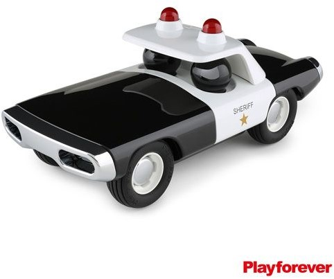 Playforever - Maverick Heat Black & White Sherrif