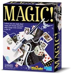 4M  Kidz Labs wetenschap speelgoed Magic kit