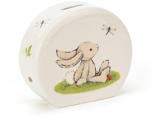 Jellycat Bashful Bunny Spaarpot