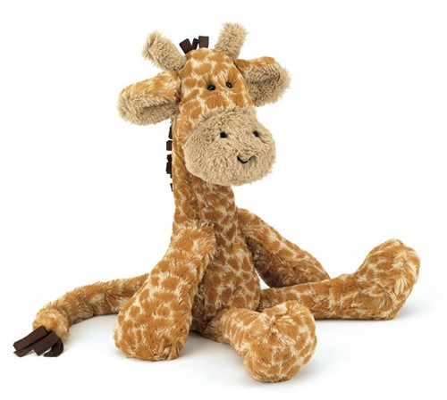 Jellycat Knuffel Merryday Giraffe Medium 41cm