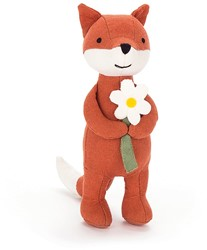 Jellycat knuffel Mini Boodschapper Vos -16cm